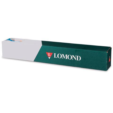 Рулон для плоттера 914мм*30м*вт.50,8мм, 180г/м2, матовое покрытие, LOMOND 1202092  Код: 110381