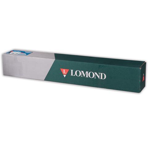 Рулон для плоттера (фотобумага) 914мм*30м*вт.50,8мм, 200г/м2, суперглянцевое покрытие, LOMOND 1201022  Код: 110382