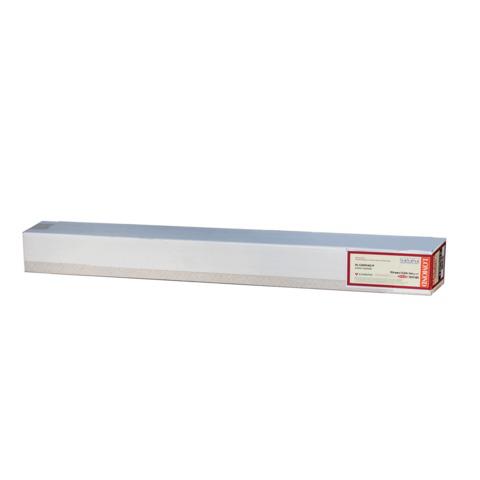 Рулон для плоттера (арт.бумага) 914мм*12,3м*вт.76мм, 290г/м2, ярко-бел. бархат фактура, LOMOND 1211133  Код: 110473
