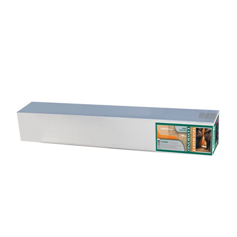 Рулон для плоттера (фотобумага) 610мм*30м*вт.50,8мм, 140 г/м2, матовое покрытие, LOMOND 1202081  Код: 110476