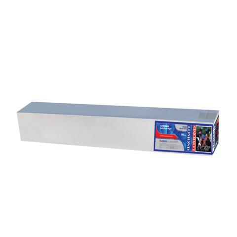 Рулон для плоттера (фотобумага) 610мм*30м*вт.50,8мм,190г/м2,атласно-глянцевое покрытие, LOMOND 1201051  Код: 110485