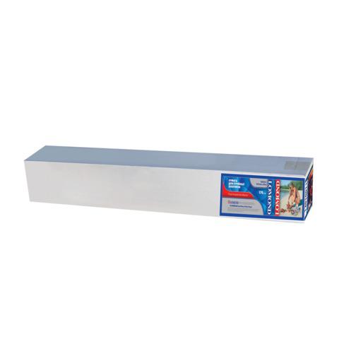 Рулон для плоттера (фотобумага) 610мм*30м*вт.50,8мм, 200г/м2, полуглянцевое покрытие, LOMOND 1201011  Код: 110488