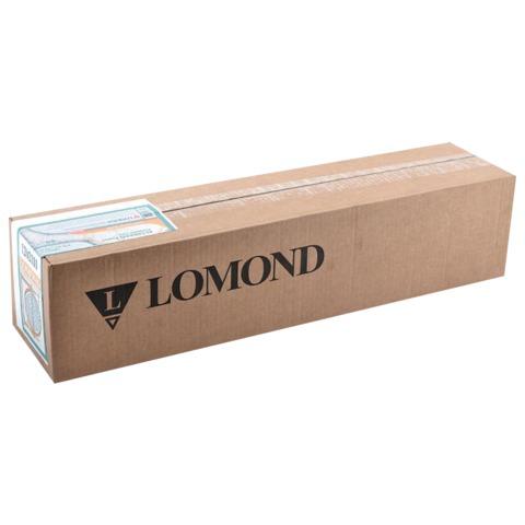 Рулон для плоттера 610мм*45м*вт.50,8мм, 90г/м2, матовое эконом. покрытие для САПР и ГИС LOMOND 1202111  Код: 110525