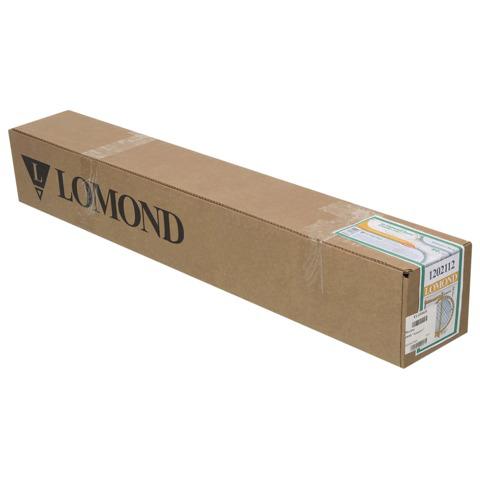 Рулон для плоттера 914мм*45м*вт.50,8мм, 90г/м2, матовое покрытие для САПР и ГИС, LOMOND 1202112  Код: 110526