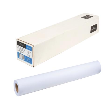 Рулон для плоттера (холст) 610мм*30м*вт.50,8мм, 260г/м2, синтетический глянцевый, ALBEO SGC260-24  Код: 110611