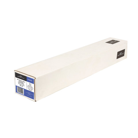 Рулон для плоттера (пленка) 914мм*50м*вт.76мм, 130г/м2, матовая, ALBEO MPP130-76-36  Код: 110620