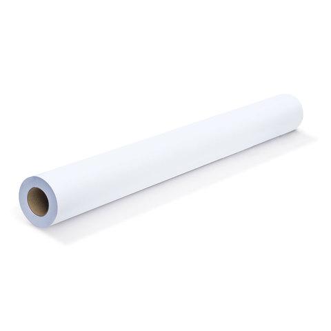 Рулон для плоттера 420мм*45м*вт.50,8мм, 80г/м2, белизна CIE 162%, BRAUBERG (Брауберг) 110625  Код: 110625