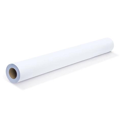 Рулон для плоттера 594мм*45м*вт.50,8мм, 80г/м2, белизна CIE 162%, BRAUBERG (Брауберг) 110626  Код: 110626