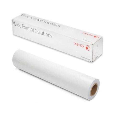 Рулон для плоттера (калька) 610мм*50м*вт.50,8мм, 90г/м2, Inkjet Tracing XEROX 450L97054  Код: 110655