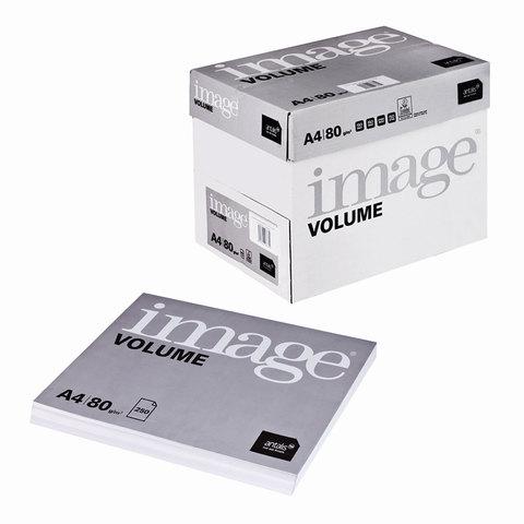 """Бумага офисная А4, класс """"С+"""", IMAGE VOLUME, 80 г/м, 250 л., Финляндия, белизна 146% (CIЕ)  Код: 110871"""