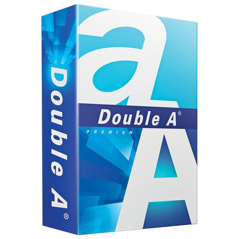 Бумага офисная А5, класс А+, DOUBLE A, ЭВКАЛИПТ, 80 г/м, 500л, Таиланд, бел. 175% (CIE)  Код: 110903