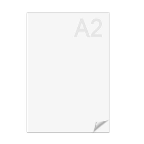 Ватман ф. А2 (594 х 420мм), 200г/м ГОЗНАК С-Пб, с водяным знаком  Код: 121598