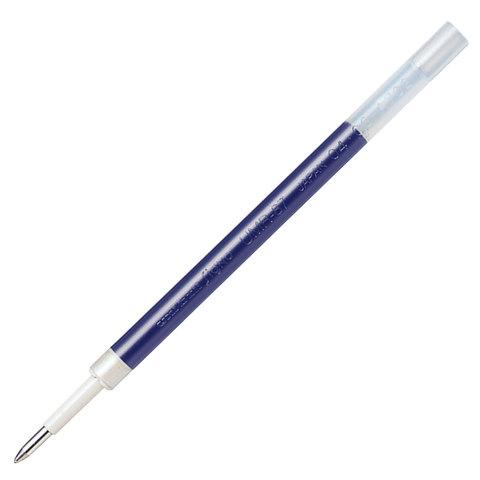 Стержень гелевый UNI-BALL (Япония) 110мм, евронаконечник, узел 0,7мм, линия 0,4мм, синий, UMR-87  Код: 142621