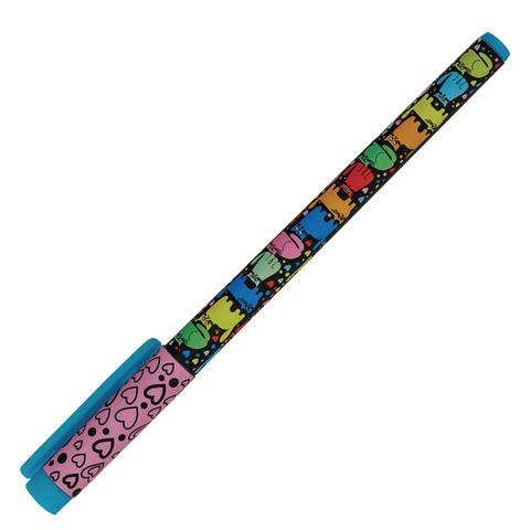 Ручка шариковая BRUNO VISCONTI FunWrite, Котята, узел 0,5мм, линия 0,3мм, синяя, 20-0212/04  Код: 142884