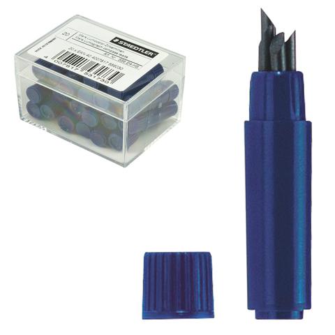 "Грифель для цангового карандаша 130 мм STAEDTLER (Германия) ""Mars"", HB,толщина 2 мм, 4 шт, 556 E4-HB  Код: 210557"