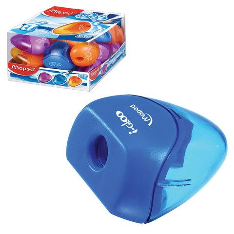"""Точилка MAPED (Франция) """"I-Gloo"""", с контейнером, ассорти, дисплей, 534754  Код: 223173"""