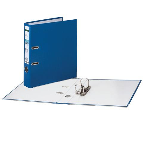 Папка-регистратор LEITZ, механизм 180°, с покрытием из полипропилена, 50 мм, синяя, 10151235P  Код: 224487