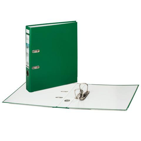 Папка-регистратор LEITZ, механизм 180°, с покрытием из полипропилена, 50 мм, зеленая, 10151255P  Код: 224489