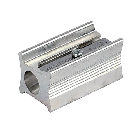 Точилка KOH-I-NOOR, металлическая прямоугольная, для удлиненного грифеля, в карт. кор, 9095000042KK  Код: 225849